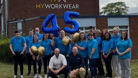 MyWorkwear celebrates 45 years in style
