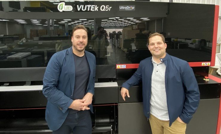 Parrotprint buys Europe's first Vutek Q5r