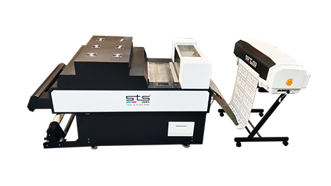 Mutoh and STS team up for DTF project